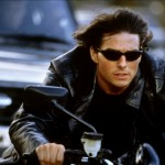 Ethan Hunt Riding Motorcycle Mi2 Wallpaper