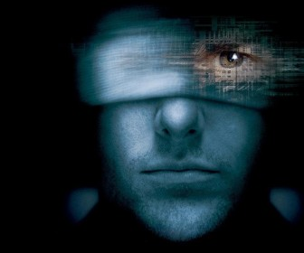 Tom Cruise As Chief Anderton Minority Report Wallpaper