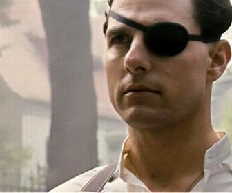 Tom Cruise As Colonel Claus Von Stauffenberg Wallpaper