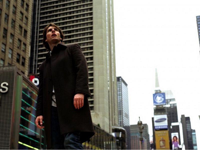 Tom Cruise As David Aames Vanilla Sky Wallpaper 800x600