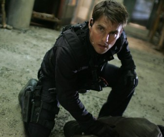 Tom Cruise As Ethan Hunt Mi3 Wallpaper