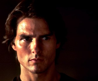 Tom Cruise As Ethan Hunt Portrait Wallpaper
