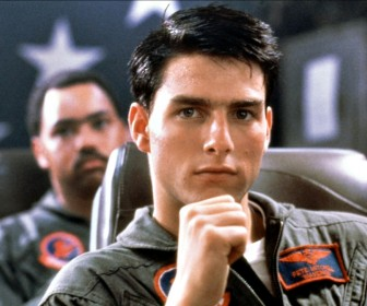Tom Cruise As Maverick Wallpaper