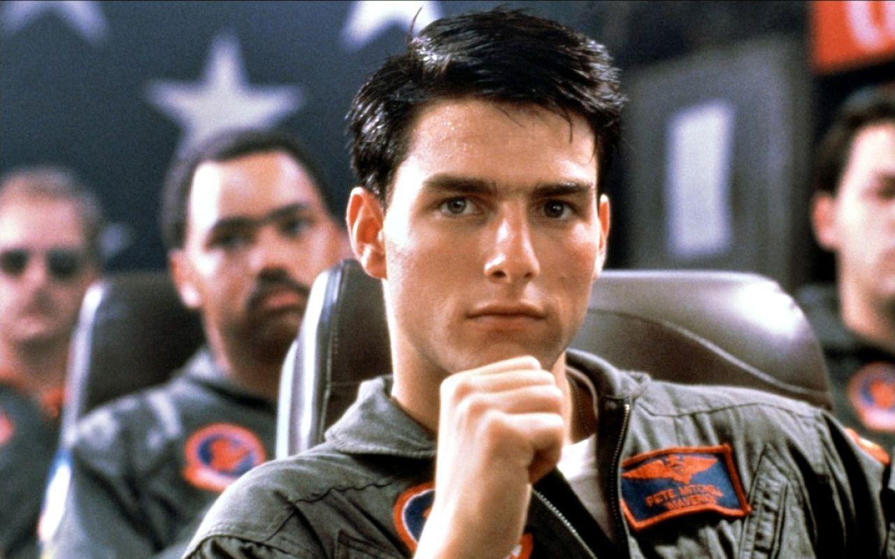 Tom Cruise As Maverick Wallpaper 1280x800