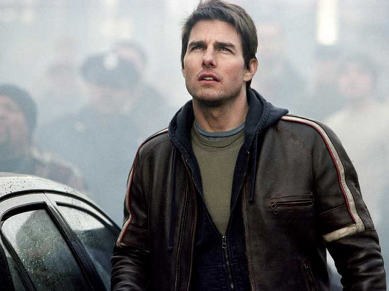 Tom Cruise As Ray Ferrier War Of The Worlds Wallpaper 800x600