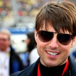 Tom Cruise Close Up Shades Wallpaper