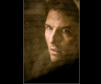 Tom Cruise Face Close Up Wotw Wallpaper