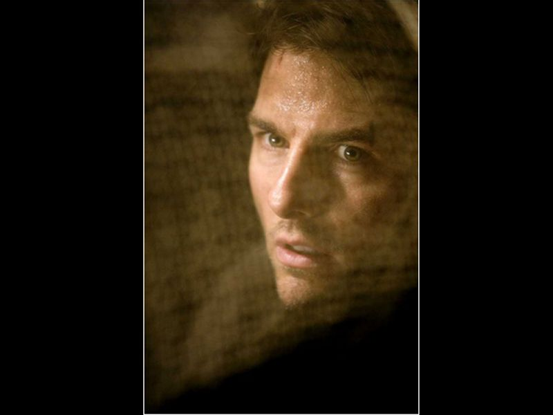 Tom Cruise Face Close Up Wotw Wallpaper 800x600
