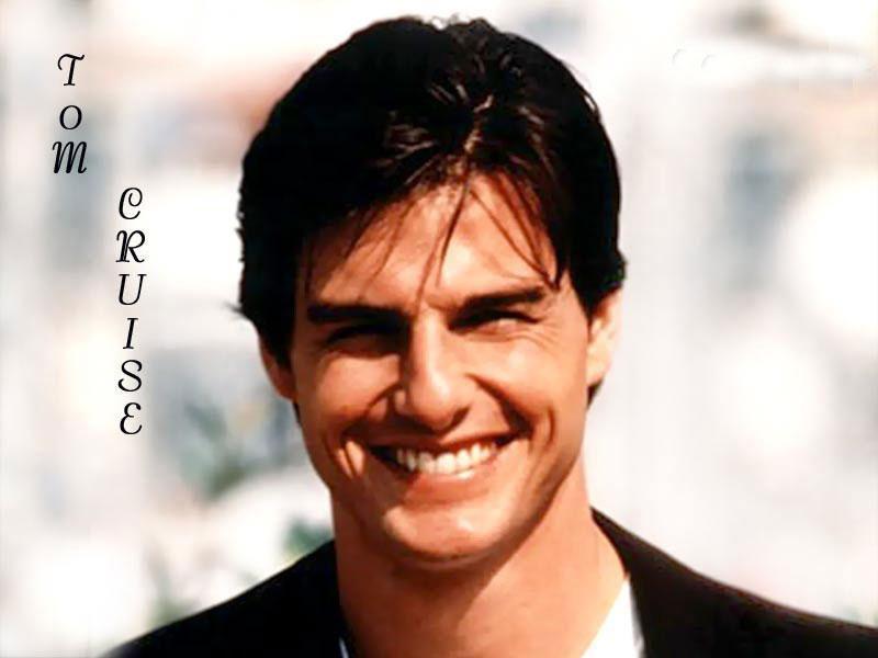 Tom Cruise Face Smiling Wallpaper 800x600