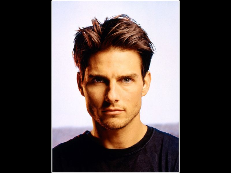 Tom Cruise Front Close Up Wallpaper 800x600