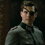 Tom Cruise In Valkryie Portrait Wallpaper