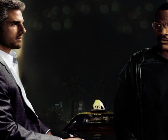 Tom Cruise Jamie Foxx Collateral Wallpaper