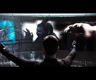 Tom Cruise Minority Report Wallpaper
