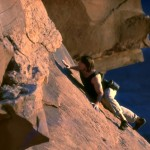 Tom Cruise Rock Climbing Wallpaper