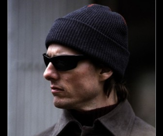 Tom Cruise Side View Shades Wallpaper
