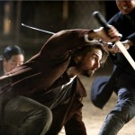 Tom Cruise The Last Samurai Sword Fight Wallpaper