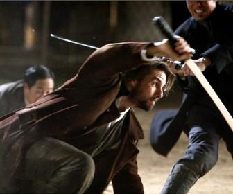 Tom Cruise The Last Samurai Sword Fight Wallpaper