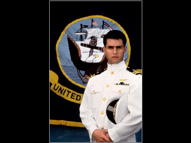 tom cruise top gun jacket. Tom Cruise Top Gun White