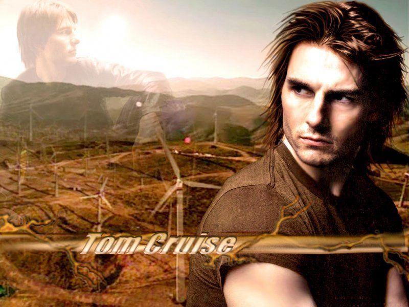 Tom Cruise Windmill Background Wallpaper 800x600